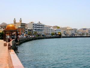 Mutrah Corniche, Muscat, Sultanate of Oman