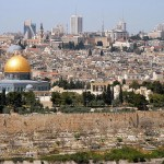 East Jerusalem from the Mount of the Olives (photo: Wayne McLean)